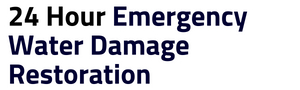24 hour Emergency Water Damage Restoration